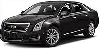 Black Cadillac XTS Sedan
