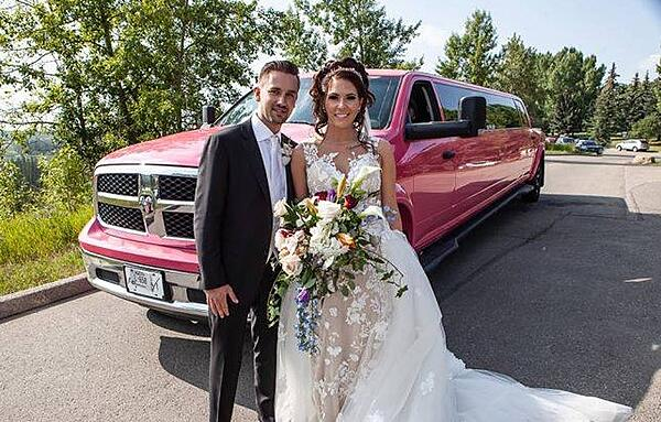 Should i rent a limousine or a party bus for my wedding ?