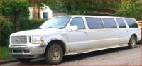 Ford Excursions limos calgary