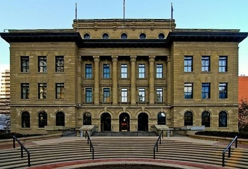McDougall Centre Building