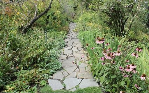 Garden Path at Reader Rock Gardens