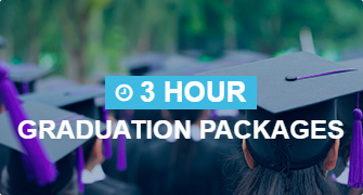 3-Hour Graduation Package