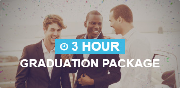 3-Hour Graduation Package