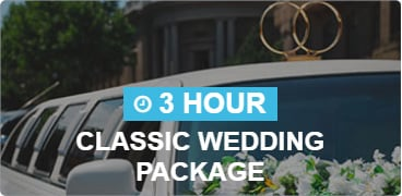 3-Hour Classic Wedding Package