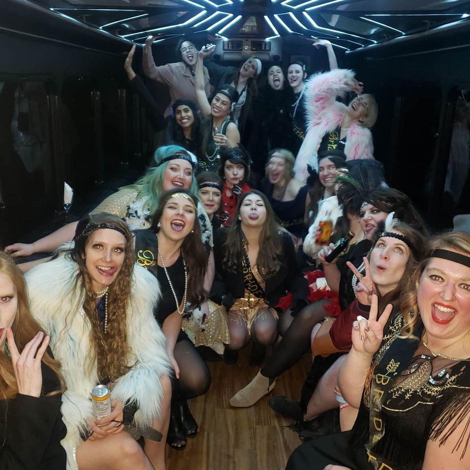 The Best Lethbridge Party Bus Rentals